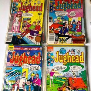 Archie & Jughead 20 Vintage Comic Books Bagged